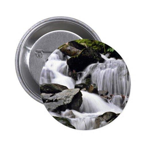 Rocas excesivas colgantes de la cascada pin redondo 5 cm