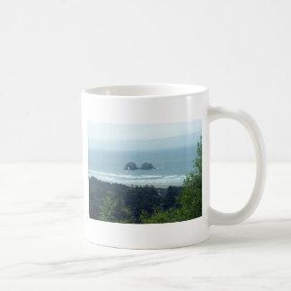 Rocas gemelas taza de café