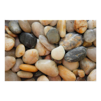 Rocas guijarros y piedras posters