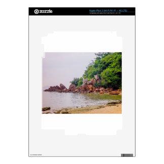 rocas más rojas de Fiji iPad 3 Skins