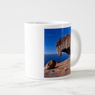 Rocas notables, isla del canguro, sur de Australia Taza Grande