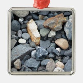 Rocas, piedras, y grava ornaments para arbol de navidad