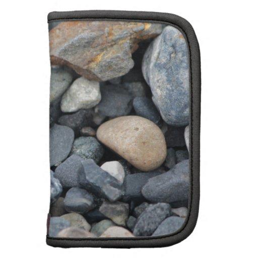 Rocas, piedras, y grava organizadores