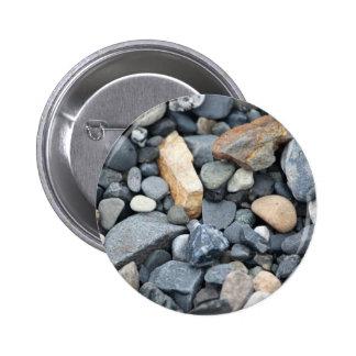 Rocas piedras y grava pins