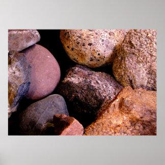 Rocas Póster
