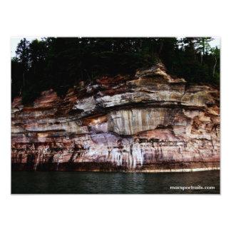 Rocas representadas 5 cojinete