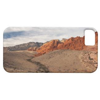 Rocas rojas brillantes; Ningún texto Funda Para iPhone SE/5/5s