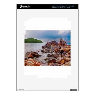 rocas rojas de Fiji Pegatina Skin Para iPad 3