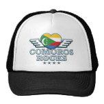 Rocas v2 de los Comoro Gorro