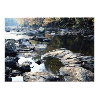 Rocas y cantos rodados, río de York, Ontario, Cana Anuncios Personalizados