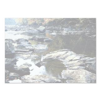 Rocas y cantos rodados, río de York, Ontario, Comunicados