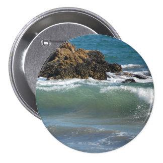 Rocas y ondas, botón grande