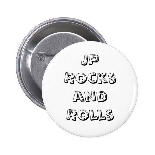 Rocas y Rolls de JP Pin
