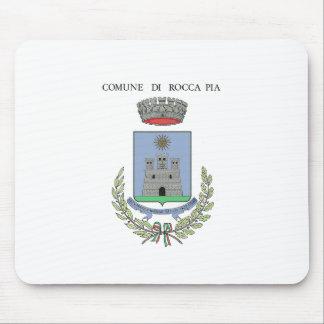Rocca Pia Theme Mouse Pad