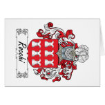 Rocchi Family Crest Greeting Cards