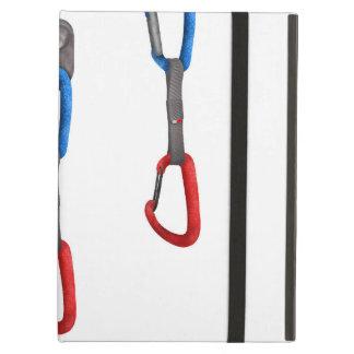 Rocck Climb Abseil Belay Carabiner iPad Air Case