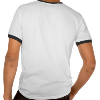 Rocco styles Ringer T-shirt