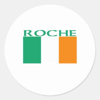 Roche Classic Round Sticker