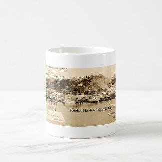 Roche Harbor Lime Kiln Coffee Mug