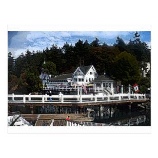 roche harbor san juan island jpg post card