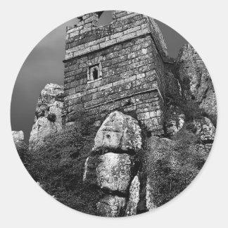 Roche Rock, Cornwall Classic Round Sticker