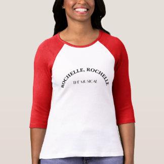 Rochelle Rochelle The Musical Softball Jersey Shirt