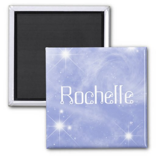 Rochelle Starry Magnet by 369MyName