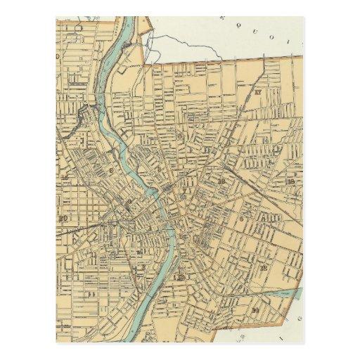 Rochester 2 postcard
