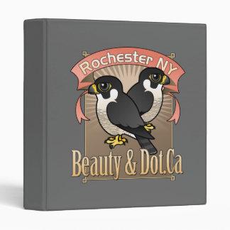 Rochester Beauty & Dot.Ca Binder