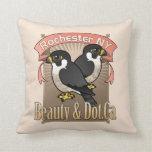 Rochester Beauty & Dot.Ca Pillows