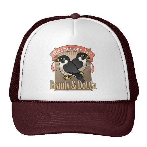 Rochester Beauty & Dot.Ca Trucker Hat