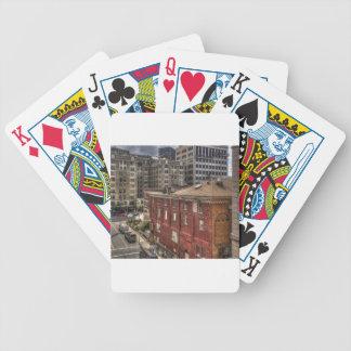 Rochester céntrica barajas de cartas