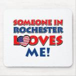 rochester designs mousepad