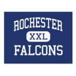 Rochester - Falcons - High - Rochester Hills Post Card