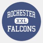 Rochester - Falcons - High - Rochester Hills Sticker