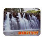Rochester Falls, Mauritius Vinyl Magnet