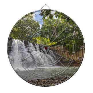 Rochester Falls waterfall in Souillac Mauritius Dart Boards