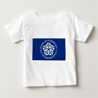 Rochester Flag Baby T-Shirt