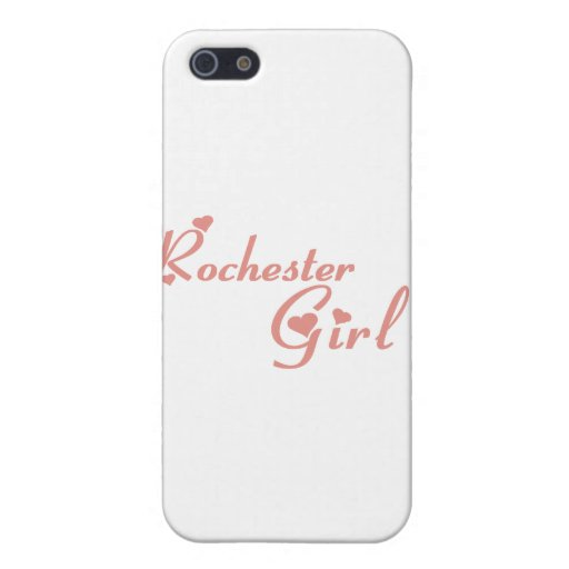Rochester Hills Girl tee shirts iPhone 5 Cover