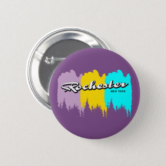 Rochester New York Button