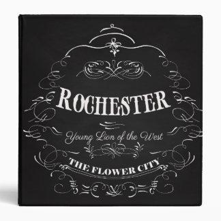 Rochester New York - The Flower City Binder