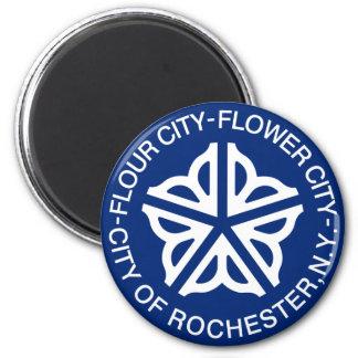 Rochester, New York, United States Fridge Magnet