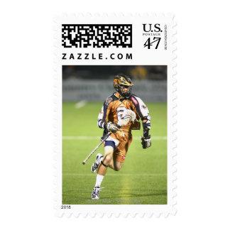 ROCHESTER, NY - 18 DE JUNIO:  Ned Crotty #2 4 Timbre Postal