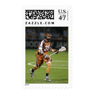 ROCHESTER, NY - 23 DE JULIO: Greg Niewieroski #39 Sello Postal