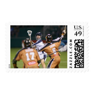 ROCHESTER, NY - AUGUST 06:Jeff Reynolds #21 Postage Stamp