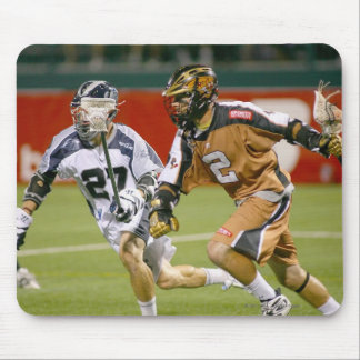 ROCHESTER, NY - AUGUST 06:  Ned Crotty #2 Mouse Pad