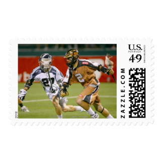 ROCHESTER, NY - AUGUST 06:  Ned Crotty #2 Stamps