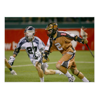ROCHESTER, NY - AUGUST 06:  Ned Crotty #2 Print