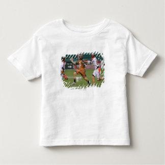 ROCHESTER, NY - JULY 23: Brett Garber #3 Toddler T-shirt