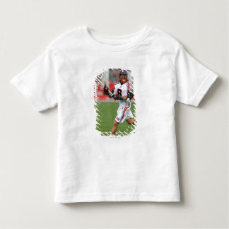 ROCHESTER, NY - JULY 23:Brian Langtry #6 Toddler T-shirt